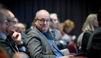 NTNU-rektor Gunnar Bovim. Foto: Skjalg Bøhmer Vold