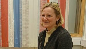 Katrine Glatz Brubakk, leder for Psykologiske poliklinikker for barn og unge ved NTNU. Foto: Astrid Deuderis.