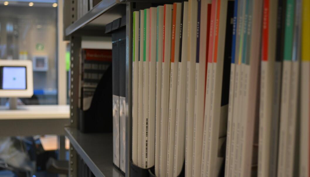 Ingen ny norsk avtale med Elsevier. Dersom forlaget kutter tilgangen til litteraturressursene, vil det være en ny situasjon i norsk sammenheng, skriver innleggsforfatterne. Foto: Nils Martin Silvola