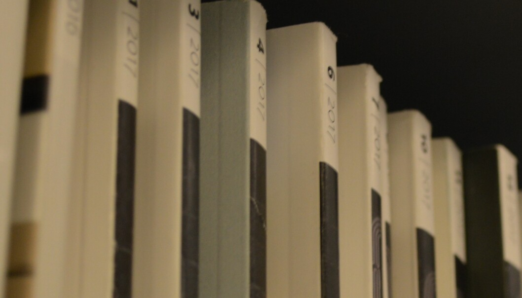 De bevares i papir på biblioteker, men hva skjer når nettbaserte tidsskrifter forsvinner?