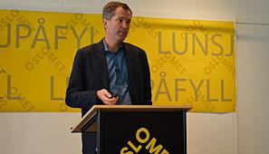 Forskningsrådets direktør John-Arne Røttingen. Foto: Nils Martin Silvola