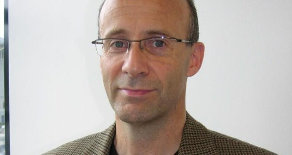 Psykologiprofessor Magne Arve Flaten skal styre Institutt for historiske studier ved NTNU fram til august 2019. Foto: UiT