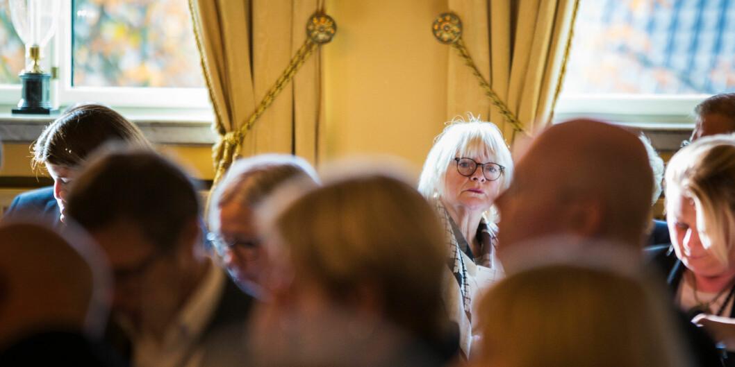 Rektor ved Høgskulen på Vestlandet, Berit Rokne. Foto: Siri Øverland Eriksen