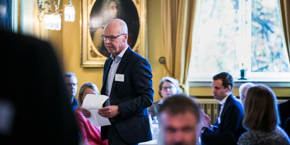 Debatten fortsetter og nå tar nåværende og tidligere høyskolekolleger et oppgjør med skoleforsker Thomas Nordahl, hans forskerteam og deres sure- og smilefjesmetode. Foto: Siri Øverland Eriksen
