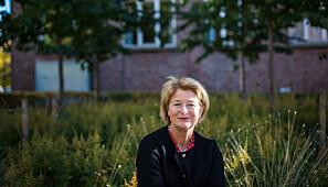 Rektor Anne Husebekk er ikke veldig optimistisk med tanke på å få til en bedre finansieringskategori for lærerutdanningene. Foto: Siri Øverland Eriksen