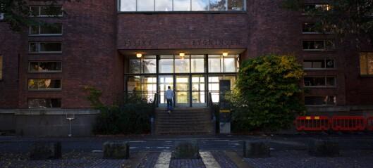 50 kvinner på ett fakultet utsatt for uønsket seksuell oppmerksomhet