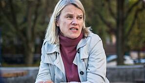 Nina Sandberg (Ap) meiner alle partar er taparar i denne saka. Foto: Siri Øverland Eriksen