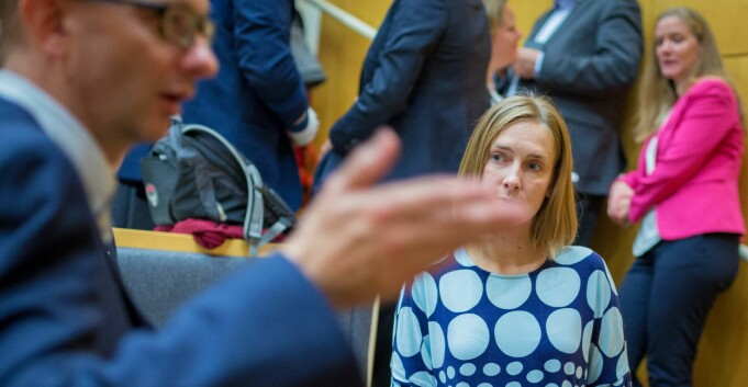 Ett år med helt egen statsråd: Rektorenes dom over sjefen