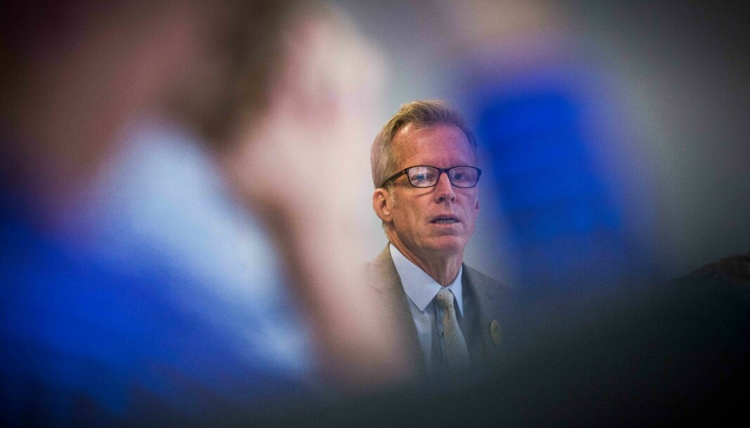 Rektor Curt Rice inviterte OsloMet-styret til å diskutere hvordan koronaeffekter på regnskapet kan bli varige og gi universitetet økt økonomisk handlingsrom.