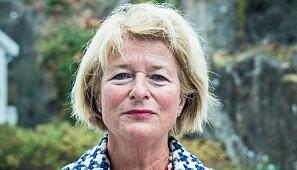 Anne Husebekk, rektor ved UiT Norges arktiske universitet. Foto: Siri Øverland Eriksen