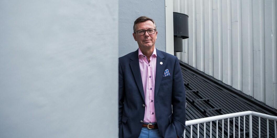 Avmålt entusiasme mot sektorovergripende forskningspolitikk er ikke et særnorsk fenomen, skriver Dag Rune Olsen, rektor Universitetet i Bergen. Foto: Siri Øverland Eriksen