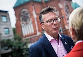 Dag Rune Olsen søker rektorjobben på NTNU