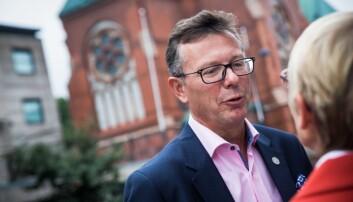UiB-rektor Olsen søker rektorjobben på NTNU