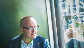 Gunnar Bovim, rektor ved NTNU. Foto: Siri Øverland Eriksen