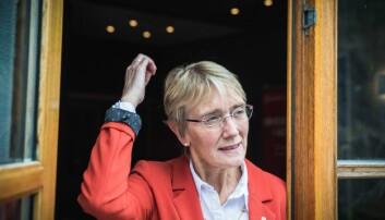 Anne Borg, konstituert rektor på NTNU. Foto: Siri Øverland Eriksen
