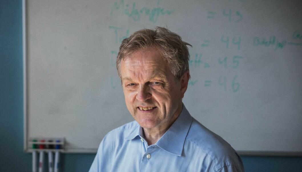 Professor i juss ved Universitetet i Oslo, Olav Torvund mener ideen om å gjøre opptak av forelesninger tilgjengelig er basert på en foreldet oppfatning av læring og undervisning.