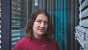 Hovudverneombod Marthe Eikum-Tang er overraska over sak om omorganisering av toppleiinga på OsloMet. Foto: Siri Øverland Eriksen