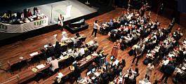 17 kandidater kjemper om ledervervene i NSO