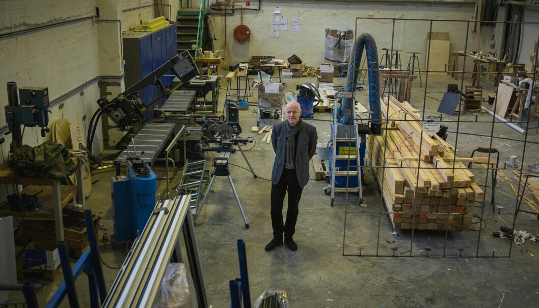 Ole Gustavsen, rektor på AHO, ser for seg at flere kunst- og designfaglige utdanninger kan ha behov for diskusjon om tilbakemeldinger.