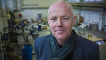 Ole Gustavsen, rektor på Arkitekt og designhøgskolen. Foto: SIri Ø. Eriksen
