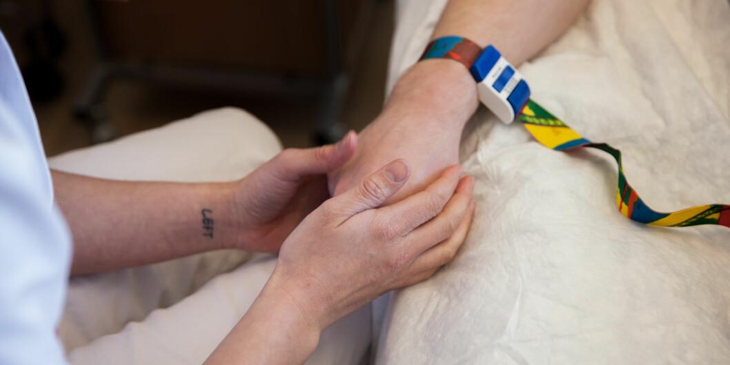 Noen sykepleiestudenter er veldig fornøyd med praksis, andre forteller motsatt historie. Foto: Mina Ræge
