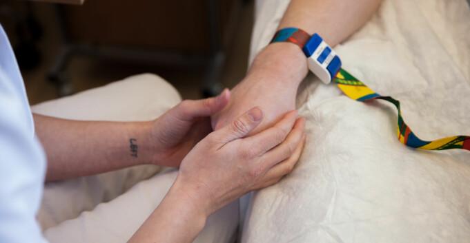 Hevder at sykepleiestudenter er utsatt for et praksislotteri