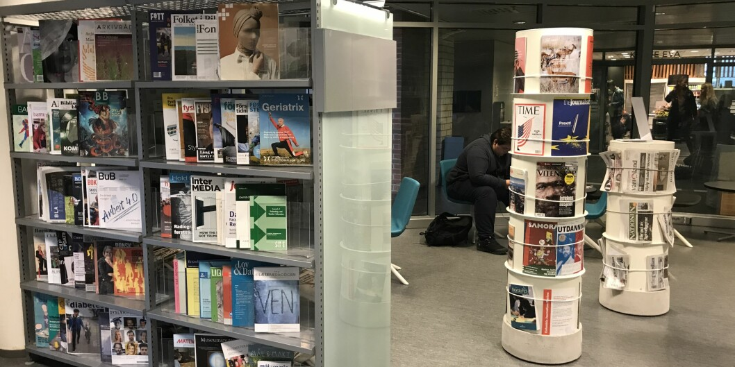 Dagens modell er dyr og lukker dørene til forskningsresultater for alle som ikke har tilgang til store bibliotek, skriver Tanja Storsul. Foto: Eva Tønnessen