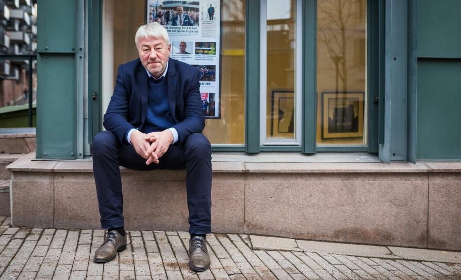 Min ambisjon er at jeg skal fremme en sak for styret på OsloMet 14. desember og at det går mot et stiftelsesmøte tidlig i januar, sier organisasjons- og virksomhetsdirektør Tore Hansen ved OsloMet om Khrono-satsing.