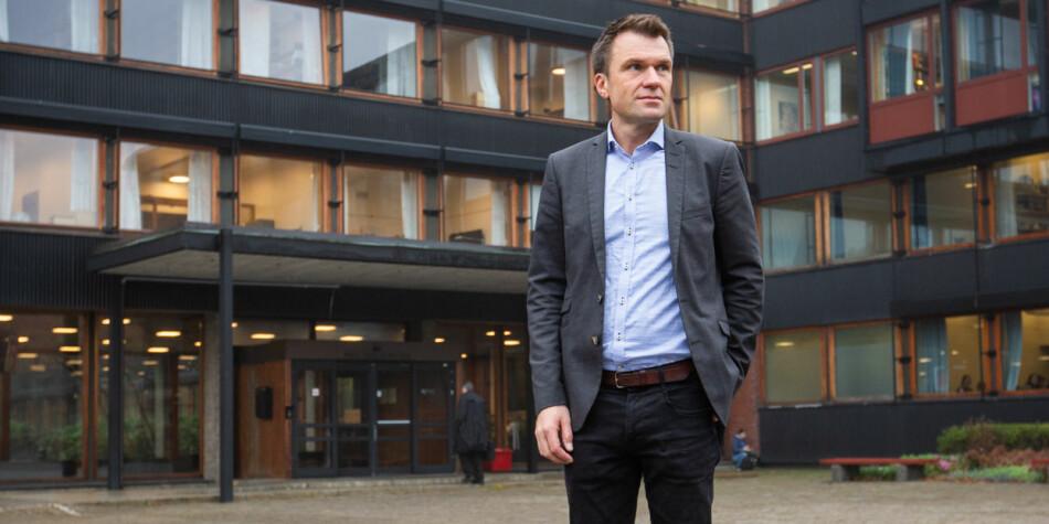 Kristian Gundersen misforstår fundamentalt om Open Access, og framstiller mine tanker om kvalitetssikring på en absurd måte, skriver Torkel Brekke. Foto: Runhild Heggem