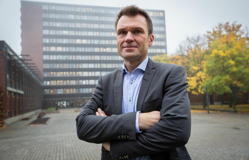 UiO-professor og PRIO-forsker Torkel Brekke skulle gjerne sett at debatten om Plan S tok noen vendinger, og løftet seg over forskernes umiddelbare egeninteresser. Foto: Runhild Heggem