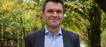 Torkel Brekke går fra Universitetet i Oslo til OsloMet