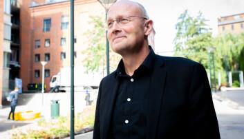 Jan Heiret, professor og leder ved Institutt for arkeologi, historie, kultur- og religionsvitenskap ved Universitetet i Bergen. Foto: Runhild Heggem
