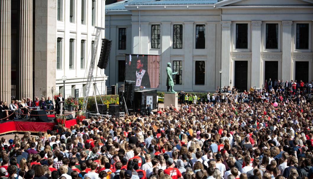 Det er på tide at også norske universiteter får øynene opp for viktigheten av kommunikasjons- og ledelsesfag, skriver innleggsforfatteren. Foto: Ketil Blom Haugstulen