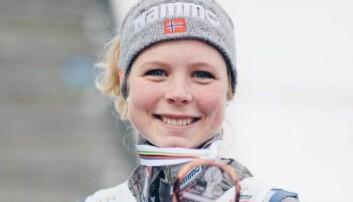 Maren Lundby. Foto: Alexander Henningsen/inn.no