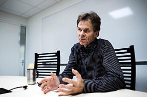 Forsker Einar Braathen anbefaler et bredt demokratiseringsprosjket ved OsloMet. Foto: Ketil Blom Haugstulen