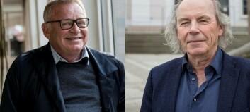 Tvedt vs. Gripsrud: Møtes på scenen til tre timers debatt