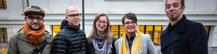 Internasjonale forskere for mer norsk og mer mangfold