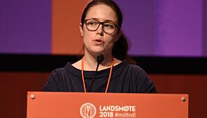 Kjersti Barsok blir ny NTL-leder. Foto: NTL