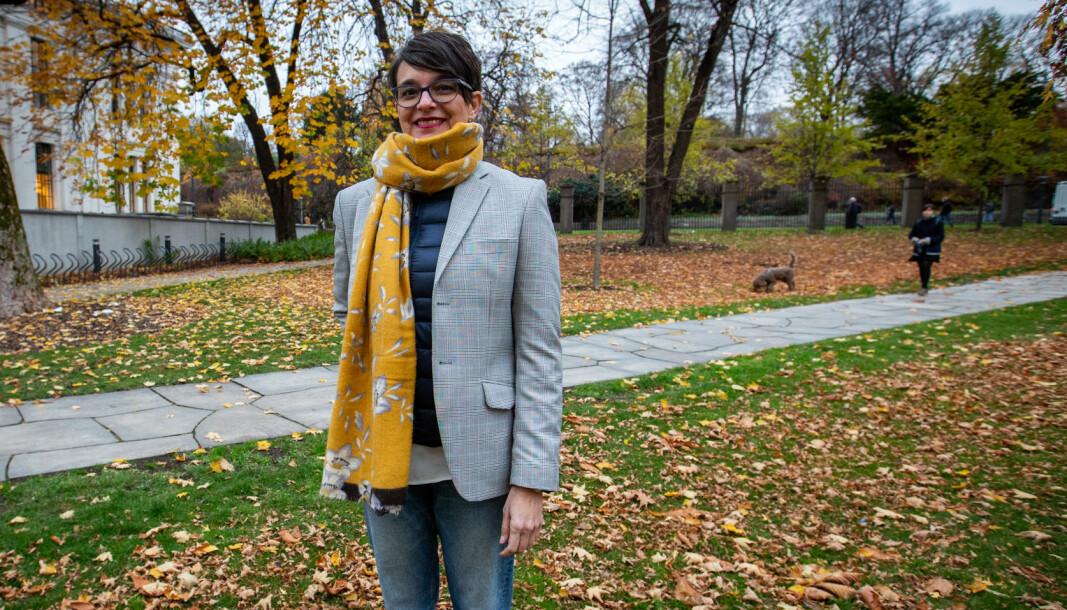 — Jeg reagerer på at Hellestveit sier at utenlandske forskere ikke kjenner det norske samfunnet. Hun impliserer at vi bare er her på gjennomreise, seier Mariel Aguliar-Støen, professor ved Universitetet i Oslo med bakgrunn fra Guatemala.