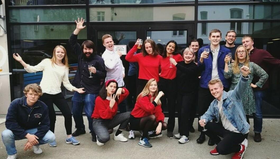 Venstrealliansen vant valget til studentparlamentet både i 2018 og i 2019.