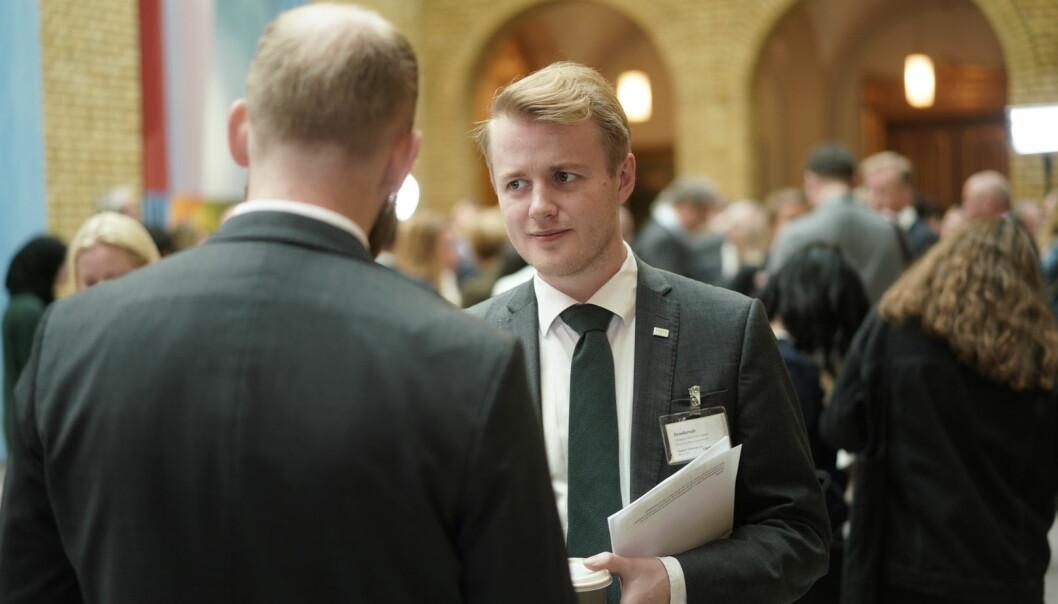 Håkon Randgaard Mikalsen. Foto: Ketil Blom Haugstulen