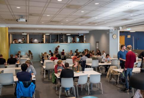 Statsbudsjettet svikter studentene i Trondheim