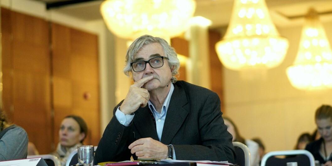 Forskerforbundets leder, Petter Aaslestad, var blant de første som krevde høring om Plan S i september. Nå har han undertegnet opprop som også krever konsekvensutredning. Foto: Ketil Blom Haugstulen