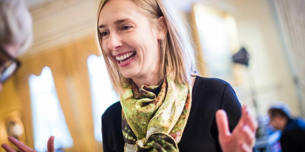 Regjeringen vil ha flere distriktsvennlige tiltak innen høyere utdanning. Foto: Siri Øverland Eriksen