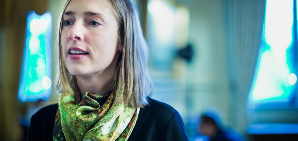 Iselin Nybø sier at situasjonen ved Nord universitet er alvorlig. Foto: Ketil Blom Haugstulen