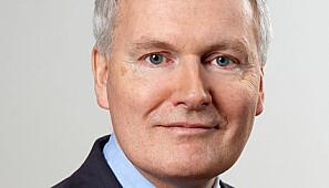 Arne Benjaminsen er universitetsdirektør ved UiO