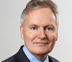 Universitetsdirektør, UiO, Arne Benjaminsen.