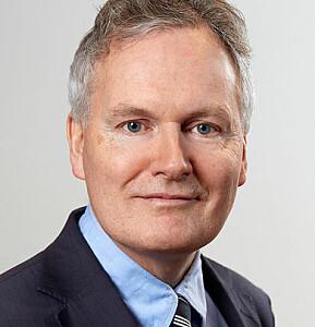 Universitetsdirektør Arne Benjaminsen.