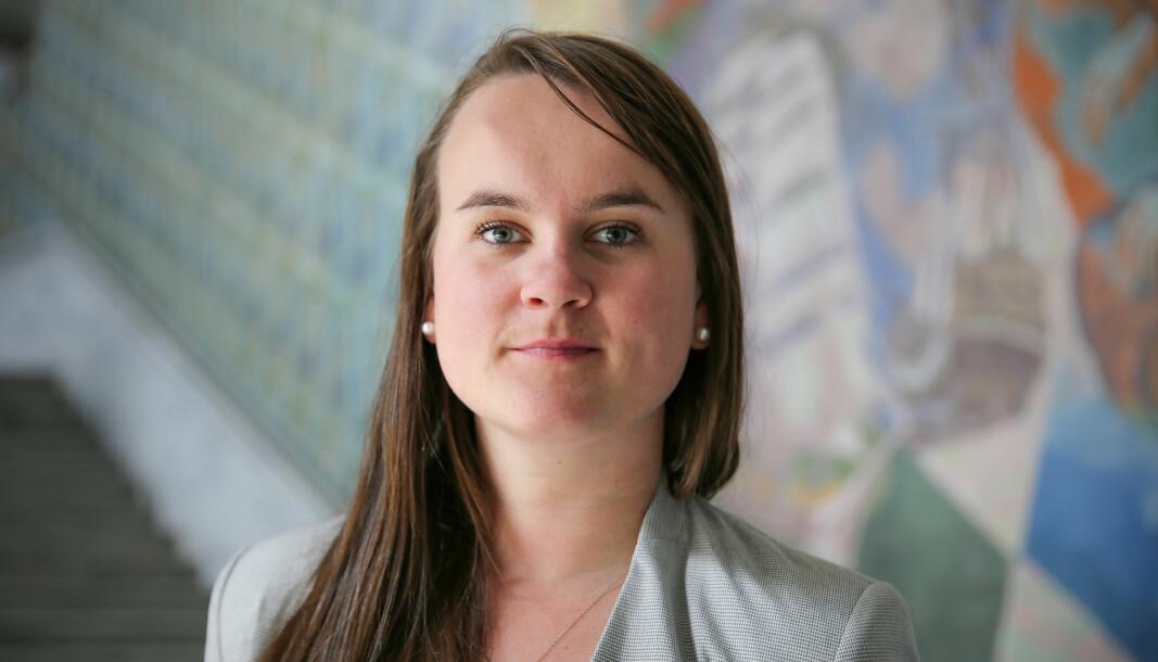 — Selv store deler av Oslo kan føle seg som en utkant, når fokuset er det som skjer innenfor Ring 1, sier Senterpartiets utdanningspolitiske talsperson, Marit Knutsdatter Strand.