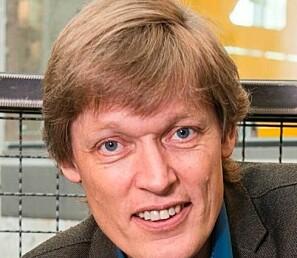 Jens Barland. Foto: NTNU